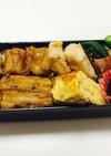 170、穴子寿司弁当♡
