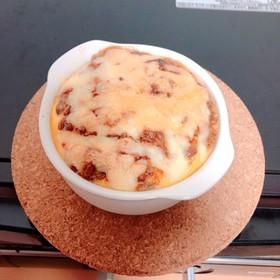 納豆腐グラタン