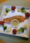 鮭のムニエル☆簡単!魚がメインの献立♪