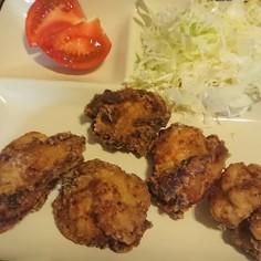 塩麹で柔らか旨い❗鶏肉の塩コンソメ唐揚げ