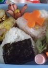 遠足のお弁当(小学生編)