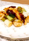 ♡鶏のささみのカシューナッツ炒め♡