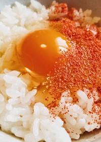 あかり卵かけご飯❤究極アレンジ卵かけご飯