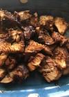 漬け込み冷凍で鶏胸肉の照り焼き