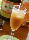 養命酒のカンパリ・オレンジ
