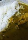 簡単美味・鯖缶のグリーンカレー