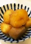 ジャガイモの煮っころがし!バター風味!