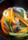幼児食用♫柔らか&あまーい野菜スティック