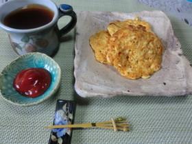 ツナと豆腐の簡単なゲット