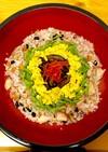 岡山ご当地グルメ♪黒豆寿司