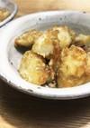 菊芋の甘辛炒め