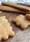 全粒粉のシナモンクッキー