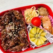 スタミナ満点☆牛肉のしぐれ煮弁当
