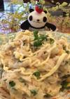 ♧長芋+ツナのマッシュサラダ