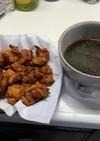 余った焼豚のタレで作る唐揚げ