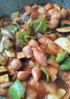 ラタトゥイユ♪基本のトマトソース缶で簡単