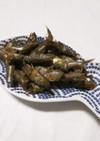 ワカサギの佃煮 レンジで簡単(^-^)