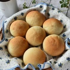ホシノ天然酵母*シンプルな丸パン