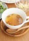なめこと玉ねぎのスープ