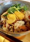 ツナ缶で簡単!秋の炊き込みご飯