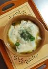 チーズon焼き野菜とチキンのカレースープ
