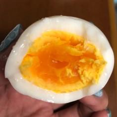 絶妙!ゆで卵