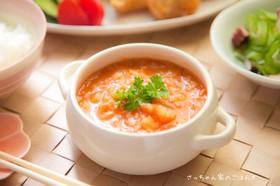 完熟トマトの食べるスープ⁂ミキサーで簡単