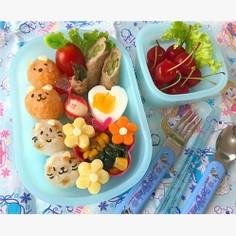 幼稚園お弁当36