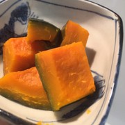 我が家は薄味派♪かぼちゃの煮付けの写真
