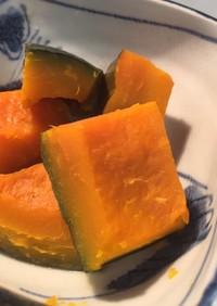 我が家は薄味派♪かぼちゃの煮付け