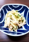 鶏ムネ肉ときゅうりのバンバンジー風サラダ