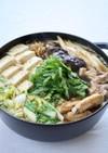 簡単鶏すき【鶏すき鍋】※すき焼き