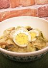 簡単!レタスとしめじ丼~焼き肉のタレ