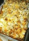 定番の納豆&しらすチーズトースト