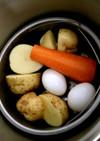 圧力鍋で簡単ポテトサラダ