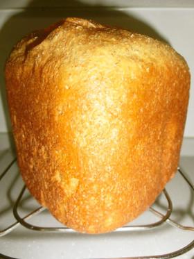 粉豆腐toふすま粉2種de主食パン