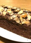 おからパウダーで低糖質チョコケーキ