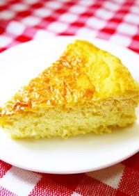 おからとラカントで糖質オフのチーズケーキ