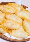 ポテト餃子♡