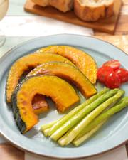 かぼちゃと彩り野菜のマリネサラダ☆の写真