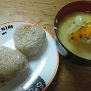 朝ごはん味噌汁☆