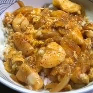 超簡単で美味い 鶏胸肉で親子丼