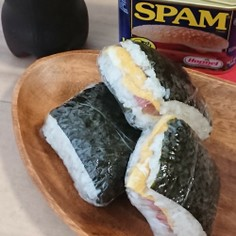 スパムと卵のマヨおにぎらず★沖縄 お握り