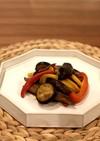 彩鮮やか夏野菜の揚げ浸し♩