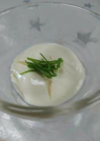 濃厚手作り豆腐