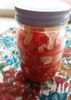 サラダにパスタに 塩トマト