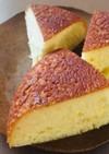 炊飯器でできる蜂蜜ケーキ