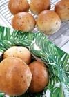 ソフトフランスパン★ゴマ入り丸パン