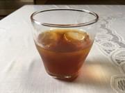 金柑酒(ブランデー&黒砂糖使用)の写真