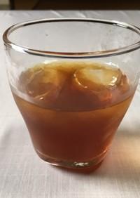 金柑酒(ブランデー&黒砂糖使用)